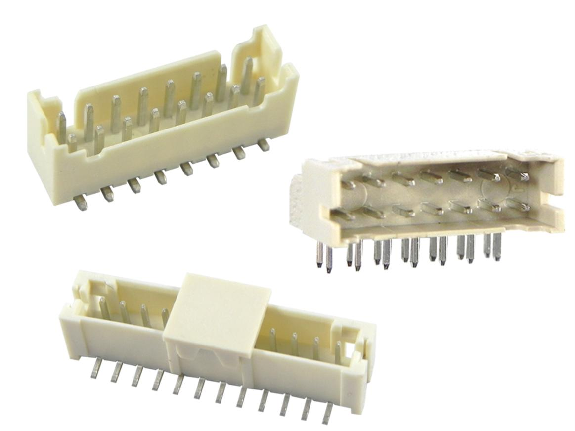 2.0 mm wire-to-board connectors
