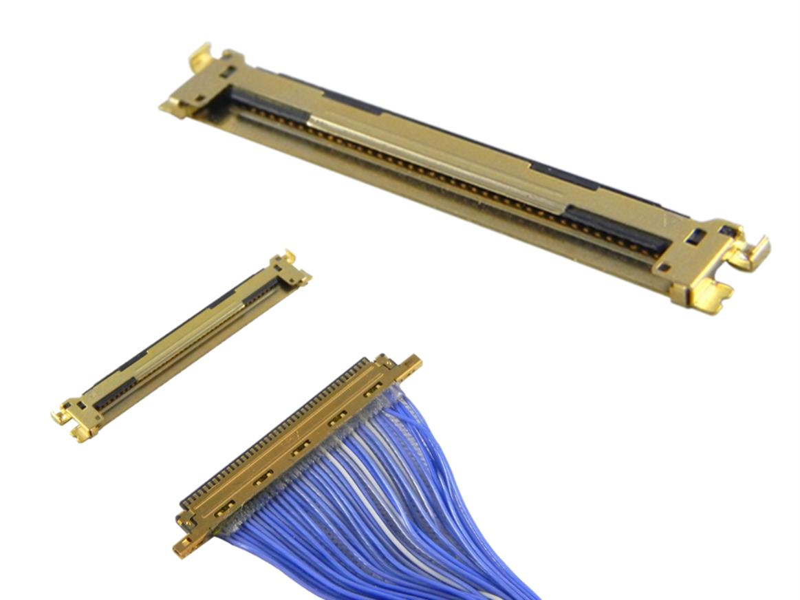 0.5 mm LVDS connectors