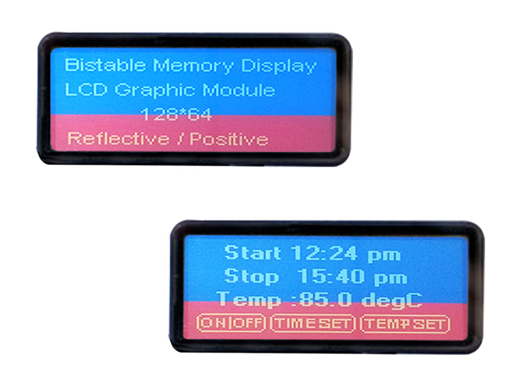 bistabile displays